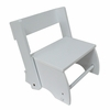 White Windsor Step Stool