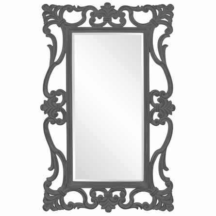 Whitney Rectangle Mirror