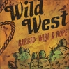 Wild West Canvas Wall Art