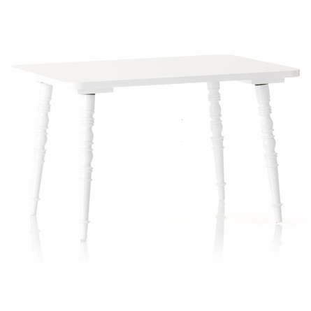 William Rectangular Kids Table