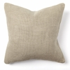 Willow Basket Weave Natural Throw Pillow
