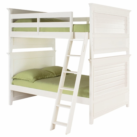 Willow Run Linen Bunk Bed