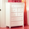 Willow Run Linen Drawer Chest