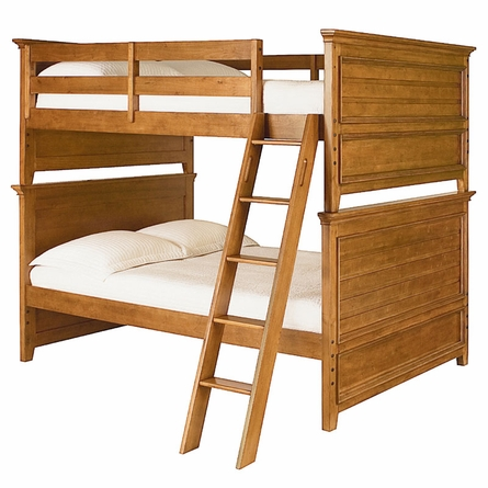 Willow Run Toffee Bunk Bed