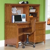 Willow Run Toffee Desk