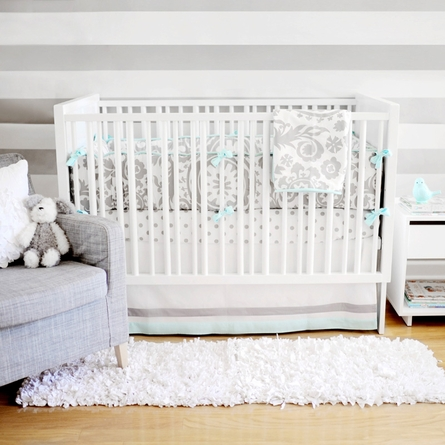 Wink Crib Skirt