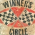 Winners Circle Canvas Wall Art