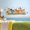 Winnie the Pooh Outdoor Fun Wall Decals