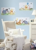 On Sale Winnie the Pooh Panel Peel & Stick Wall Decals