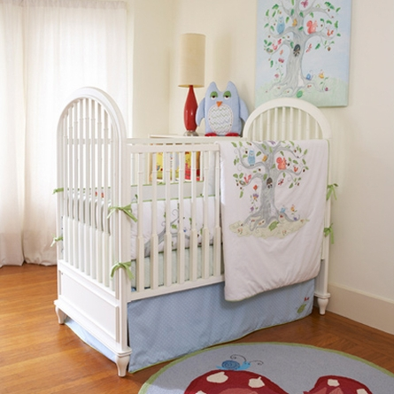 On Sale Wishing Tree Crib Bumper