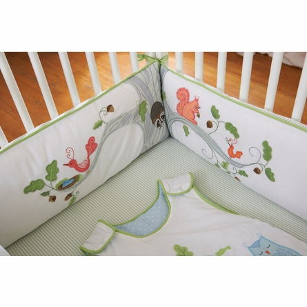 Wishing Tree Fitted Crib Sheet