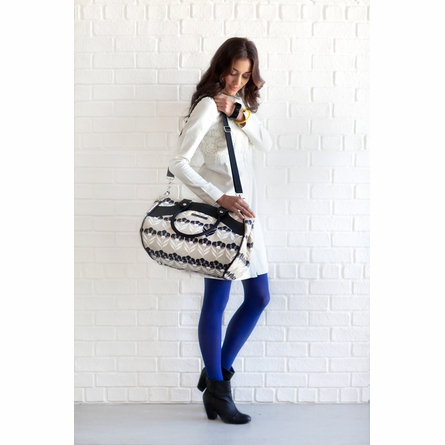 Wistful Weekender Diaper Bag - Champs Elysees Stop