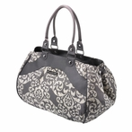Wistful Weekender Diaper Bag - Earl Grey