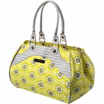 On Sale Wistful Weekender Diaper Bag - Succulent Garden
