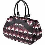 Wistful Weekender Diaper Bag - Tuscan Twilight