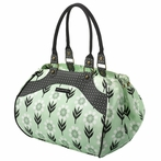 Wistful Weekender Diaper Bag - Minted Meadows