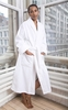 Women's White Robe