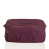 Wonder Clutch in Plum