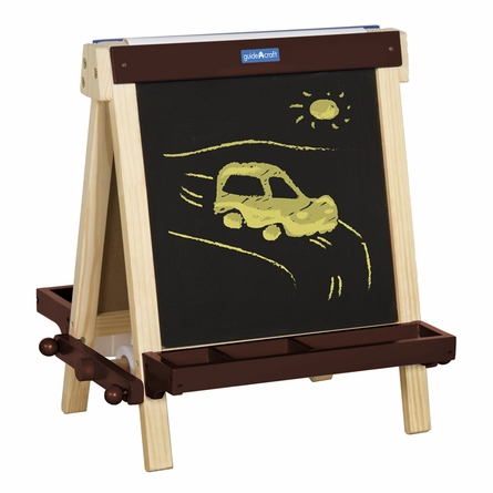 Wooden Artist Tabletop Easel