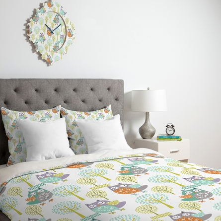 Woodland Luxe Duvet Cover