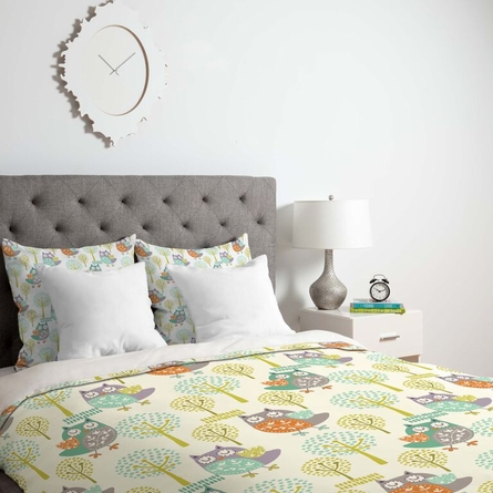 Woodland Lightweight Duvet Cover
