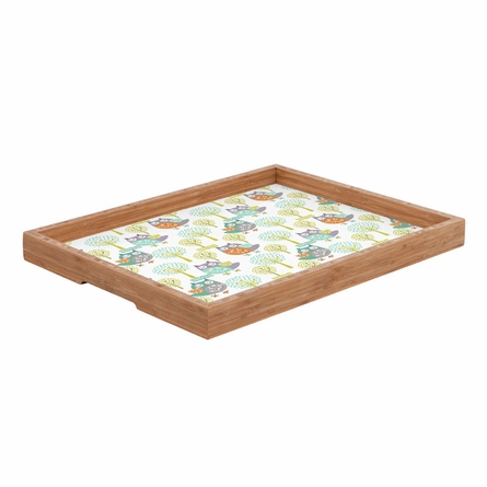 Woodland Rectangle Tray