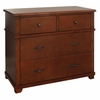 Woodridge 4 Drawer Chest in Chestnut