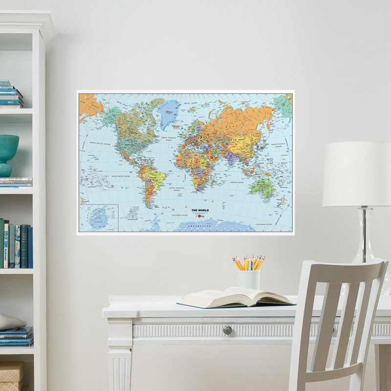 world map dry erase wall decal rosenberryrooms com wall pops calypso dry erase dot stickers