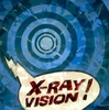 X-Ray Vision Superhero Canvas Wall Art