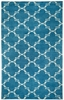 Yale Rug in Bright Blue
