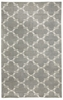 Yale Rug in Light Charcoal Cream