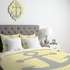 Yellow Anchor Duvet Cover