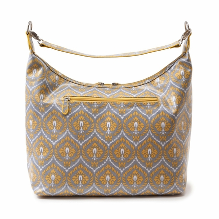 Yellow Belle Madre Hobo Diaper Bag
