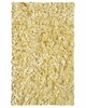 Yellow Shaggy Raggy Rug