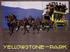 Yellowstone Park Vintage Wood Sign