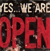 Yes, We're Open Canvas Wall Art