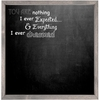 You Are Everything Vintage Magnet Art Print