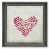 You Are Loved Framed Canvas Wall Art