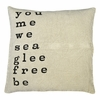 You Me We Throw Pillow