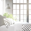 Zara Duvet Cover in Pewter