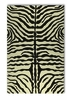 Zebra Brown Rug