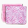 Zebra Burp Cloth Set
