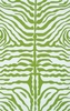 On Sale Zebra Green Rug