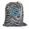 Zebra Personalized Laundry Bag