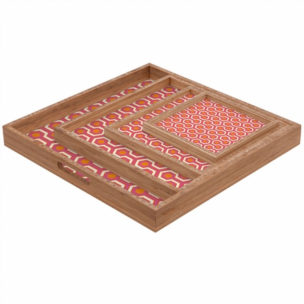 Zest Square Tray