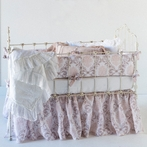 Zia 3-Piece Crib Bedding Set in Warm