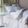 Zia Duvet Cover in Cool