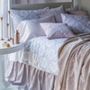 Zia Duvet Cover in Warm