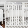 On Sale Zig Zag Baby Crib Bumper