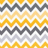 Zig Zag in Yellow and Gray